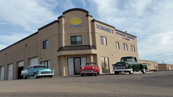 hummels auto repair shop