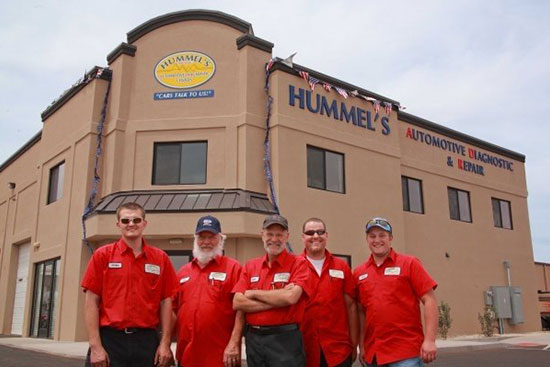 welcome to hummels auto repair