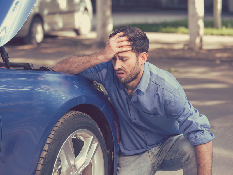 4 Signs Your Car's Engine Is Dead